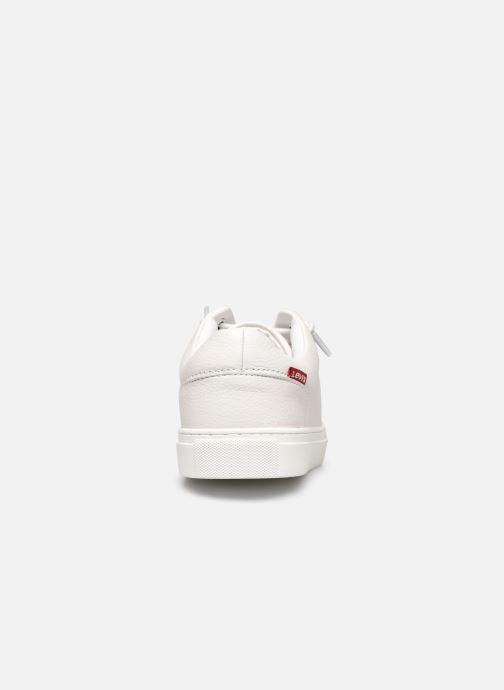 Sneaker Levi's Vernon S 2 weiß ansicht von rechts