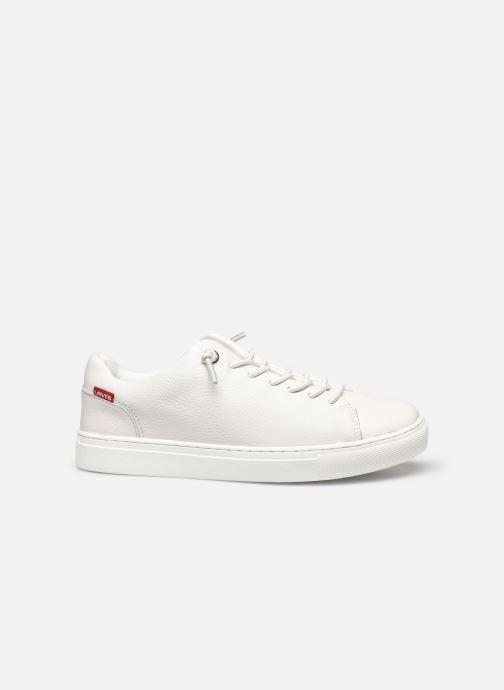 Sneaker Levi's Vernon S 2 weiß ansicht von hinten