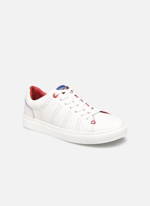 Deportivas Levi's Vernon Sportwear S. Blanco vista de detalle / par