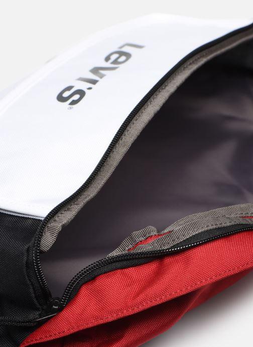 Portemonnaies & Clutches Levi's Bigger Banana Sling Color Block weiß ansicht von hinten