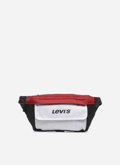 Portemonnaies & Clutches Levi's Bigger Banana Sling Color Block weiß detaillierte ansicht/modell