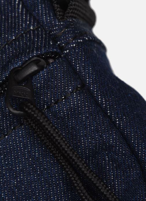 Sacs homme Levi's L Series Small Cross Body Denim Bleu vue gauche