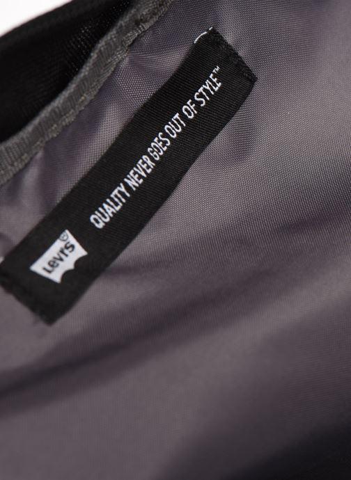 Mochilas Levi's Levi'S® L Pack Mini Negro vistra trasera