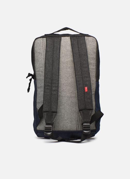 Mochilas Levi's The Levi'S L Pack Standard Issue Denim Azul vista de frente