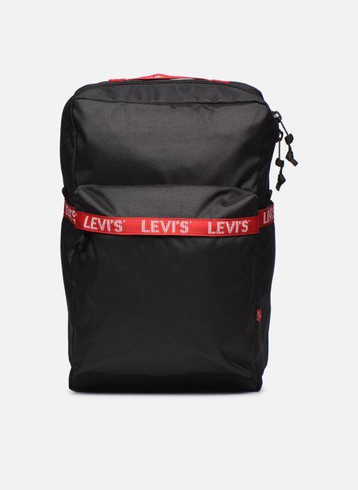 Rucksäcke Levi's The Levi'S® L Pack Twill Tape schwarz detaillierte ansicht/modell