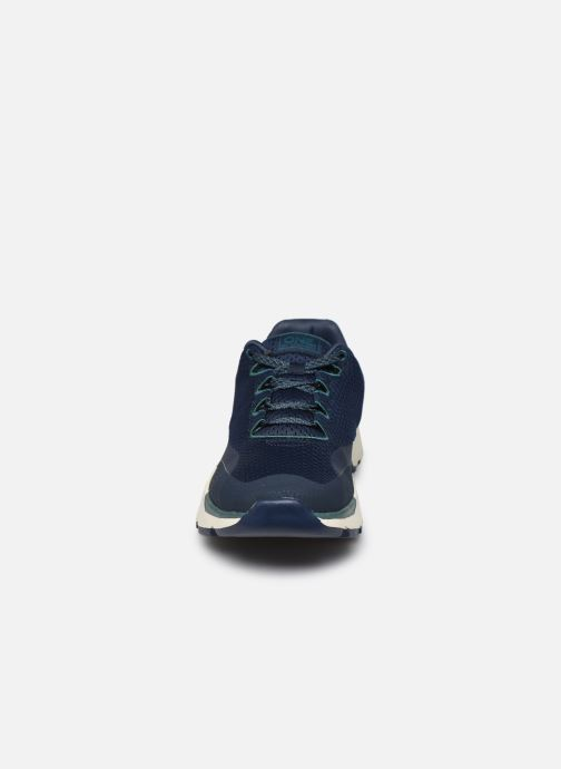 Chaussure Femme Grande Remise Skechers Bora Bleu Chaussures de sport 440786