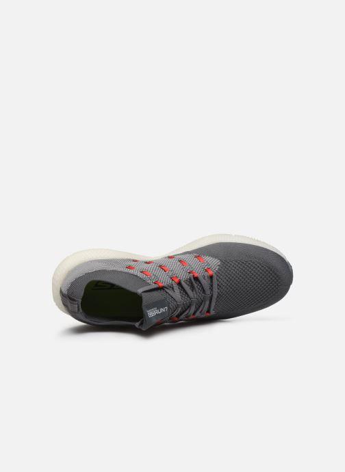 Zapatillas de deporte Skechers Go Run 7 Gris vista lateral izquierda