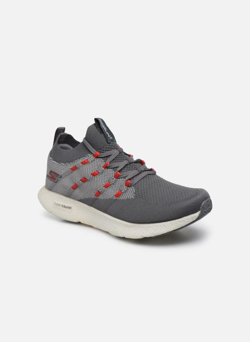 Zapatillas de deporte Skechers Go Run 7 Gris vista de detalle / par