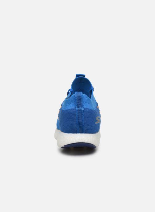 Scarpe sportive Skechers Go Run 7 Azzurro immagine destra