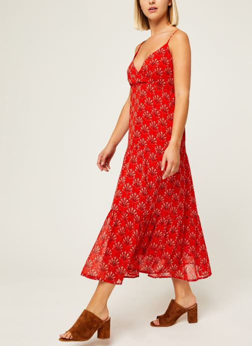 See u soon Robe 20121339 (Rouge) - Vêtements (440833)