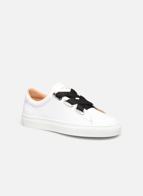 Sneakers Canal St Martin VARLIN Wit detail