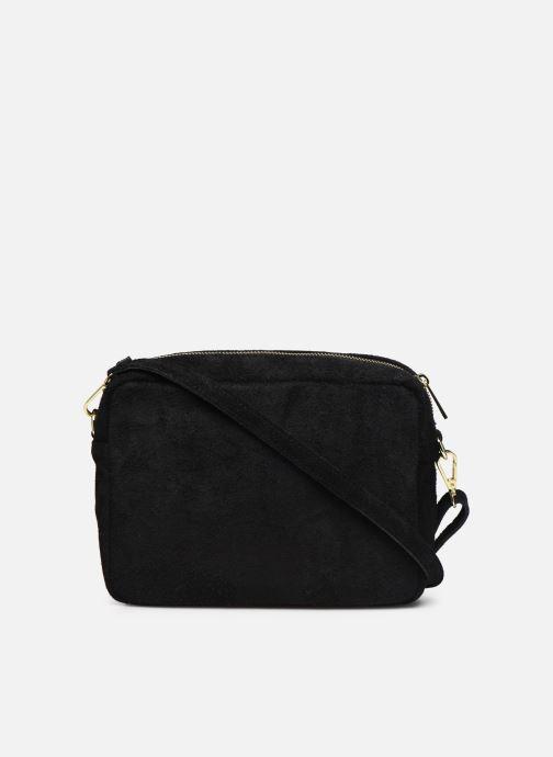 Bolsos de mano Georgia Rose Maro Leather Negro vista de frente