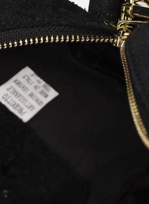 Bolsos de mano Georgia Rose Maro Leather Negro vistra trasera