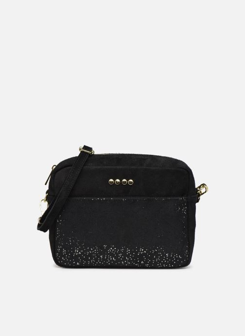 Bolsos de mano Georgia Rose Maro Leather Negro vista de detalle / par