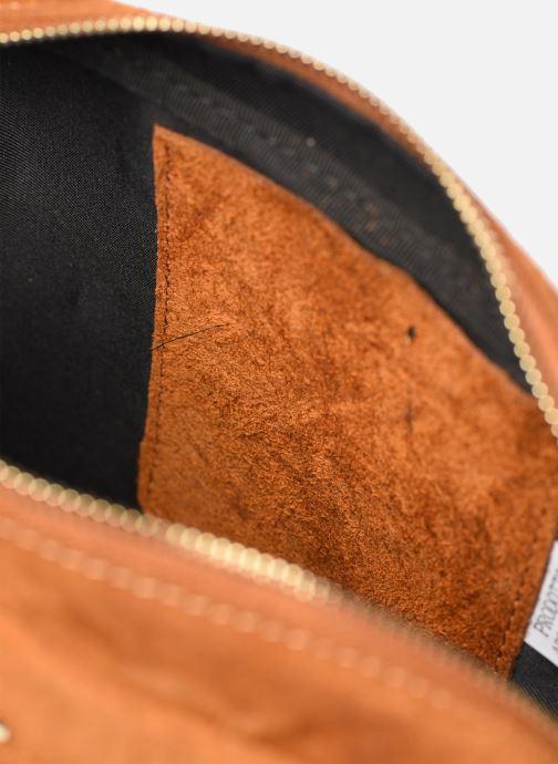 Borse Georgia Rose Maro Leather Marrone immagine posteriore