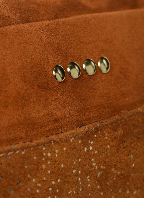 Borse Georgia Rose Maro Leather Marrone immagine sinistra