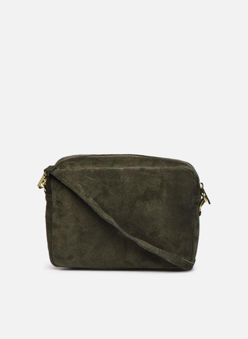 Handbags Georgia Rose Maro Leather Green front view