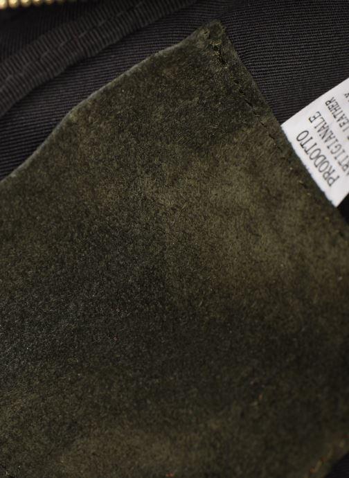 Handbags Georgia Rose Maro Leather Green back view