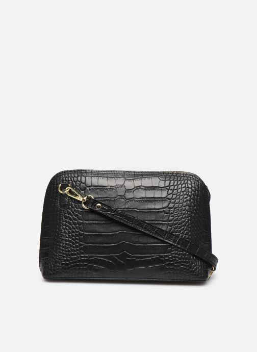 Bolsos de mano Georgia Rose Malta Leather Negro vista de frente
