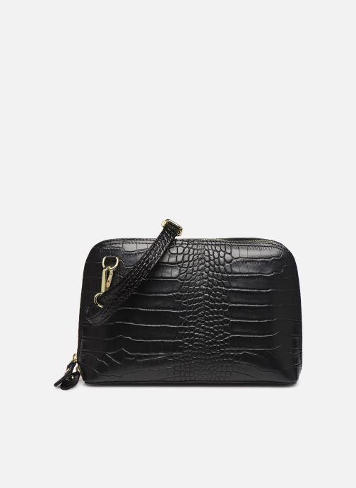 Bolsos de mano Georgia Rose Malta Leather Negro vista de detalle / par