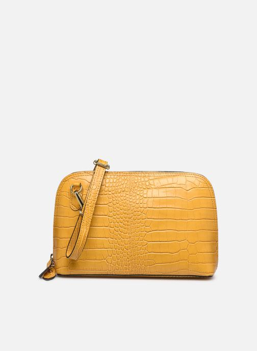 Bolsos de mano Georgia Rose Malta Leather Amarillo vista de detalle / par