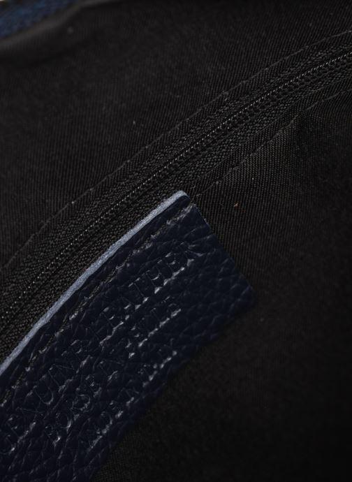 Sacs à main Georgia Rose Malta Leather Bleu vue derrière