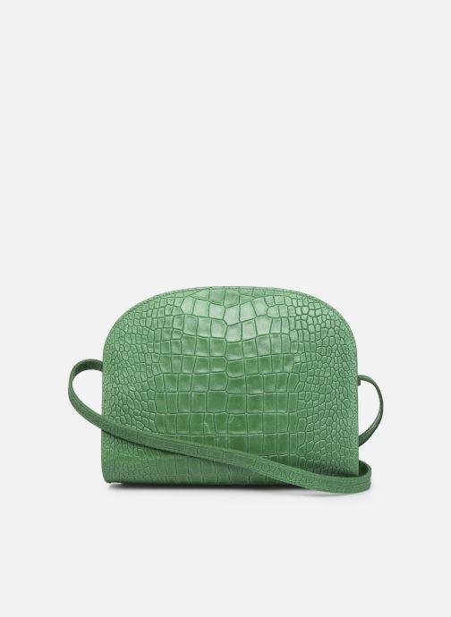 Bolsos de mano Georgia Rose Mirot Leather Verde vista de frente