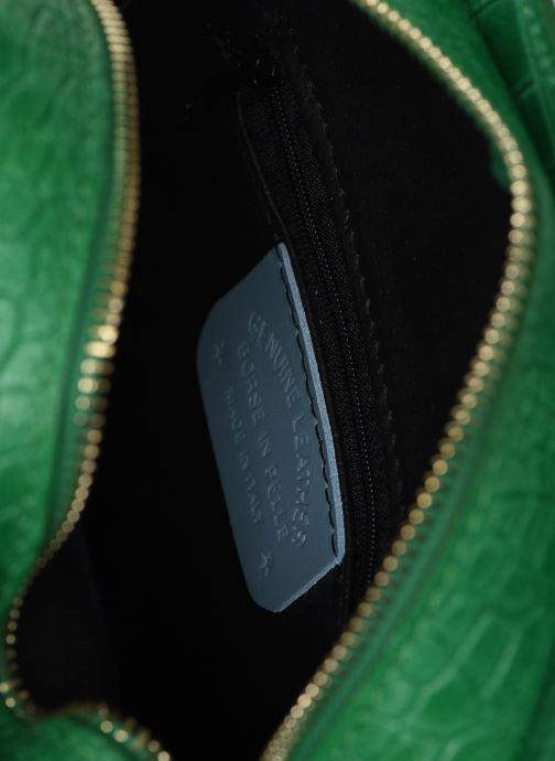 Handtaschen Georgia Rose Mirot Leather grün ansicht von links