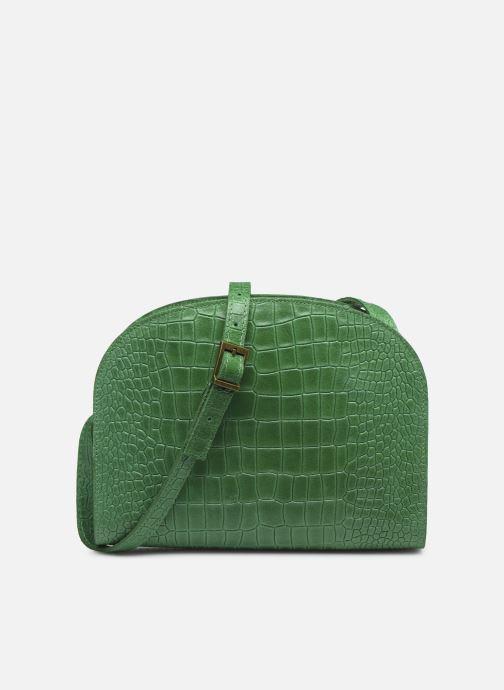 Bolsos de mano Georgia Rose Mirot Leather Verde vista de detalle / par