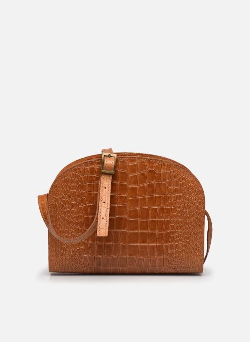 Handtaschen Georgia Rose Mirot Leather braun detaillierte ansicht/modell