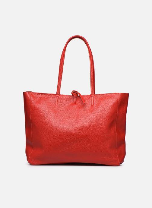 Sacs à main Georgia Rose Miki Leather Rouge vue détail/paire