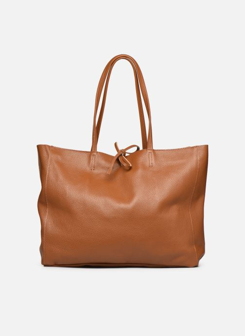 Sacs à main Georgia Rose Miki Leather Marron vue détail/paire