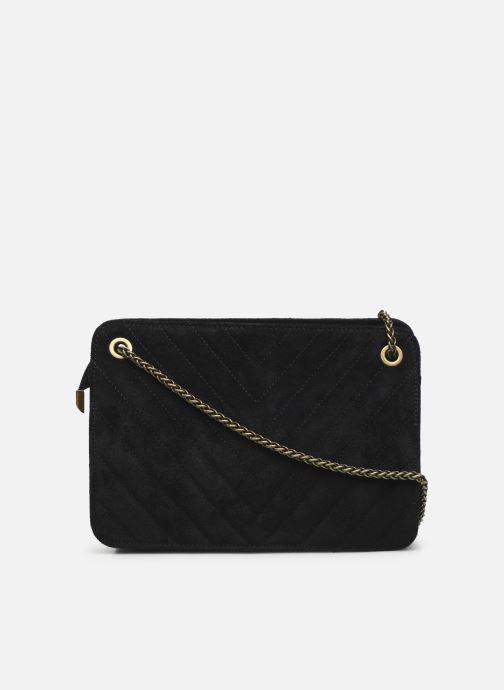 Handtassen Georgia Rose Marco Leather Zwart voorkant