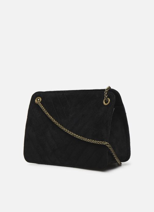 Handtassen Georgia Rose Marco Leather Zwart rechts