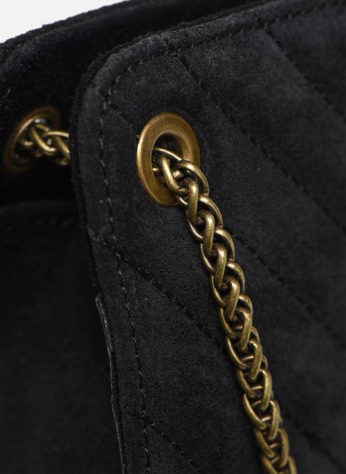 Sacs à main Georgia Rose Marco Leather Noir vue gauche