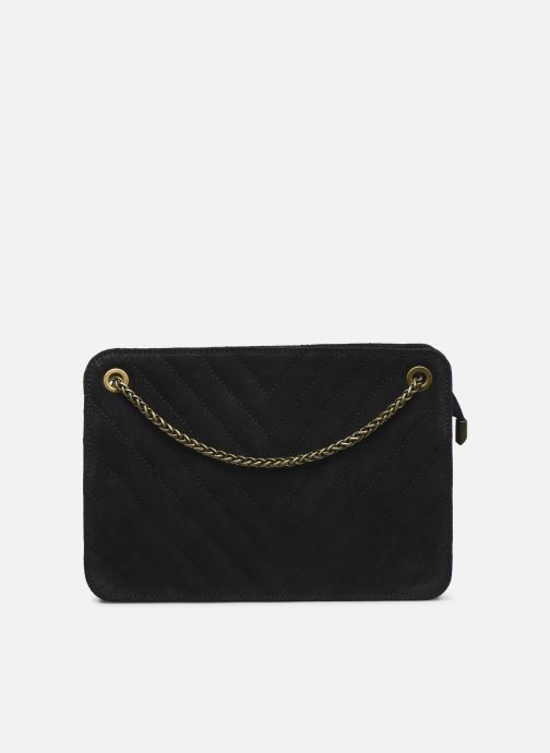 Handtassen Georgia Rose Marco Leather Zwart detail