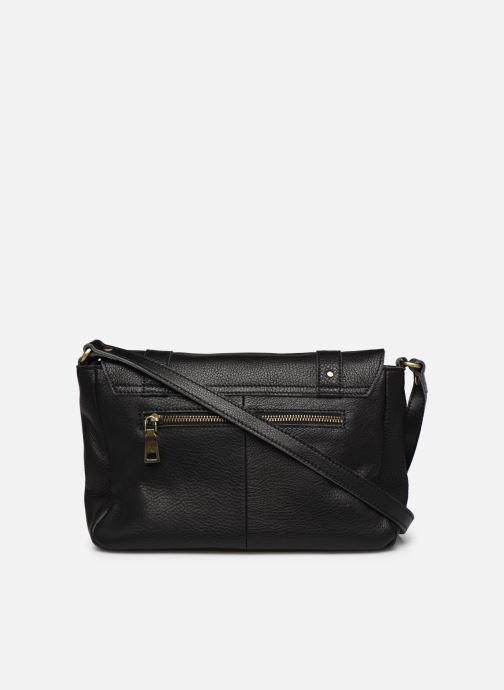 Handtassen Georgia Rose Mulan Leather Zwart voorkant