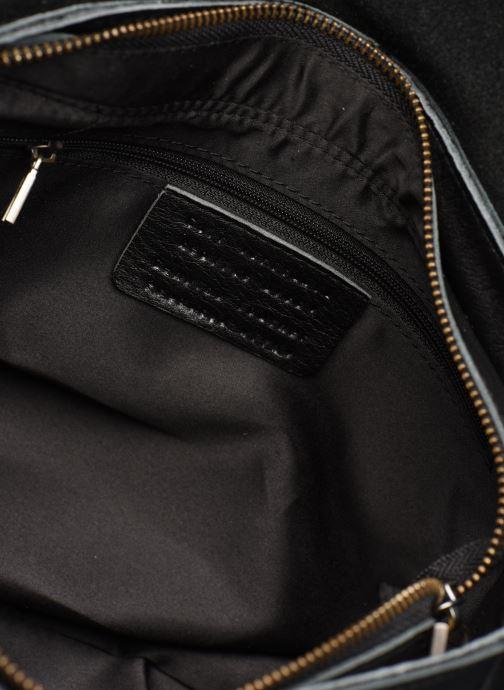 Handtassen Georgia Rose Mulan Leather Zwart achterkant