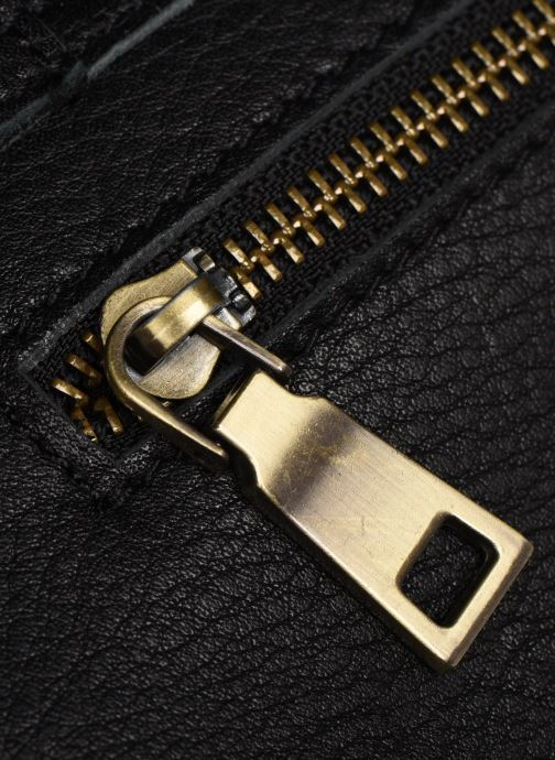 Handtassen Georgia Rose Mulan Leather Zwart links
