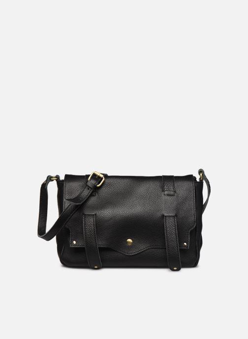 Handtassen Georgia Rose Mulan Leather Zwart detail