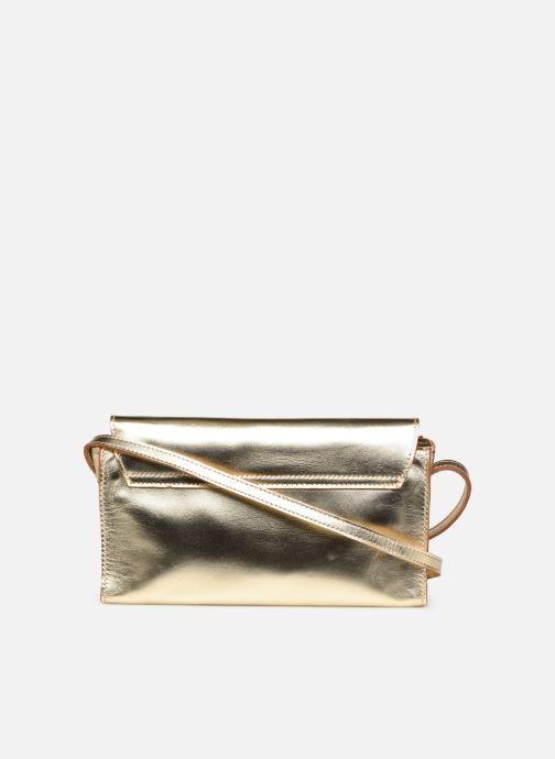 Handtaschen Georgia Rose Milo Leather gold/bronze ansicht von vorne