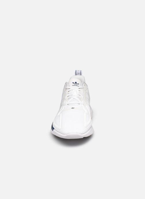 Sneaker adidas originals Zx 2K Adiprene X J weiß schuhe getragen