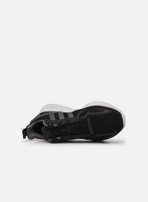 Sneaker adidas originals Zx 2K Adiprene X J schwarz ansicht von links