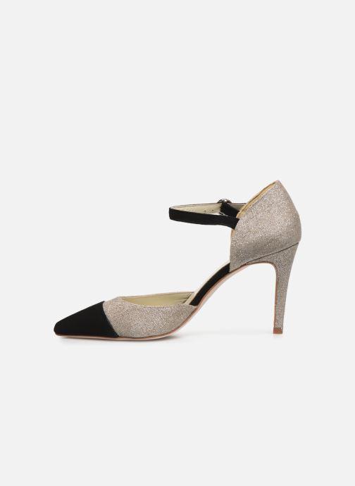 Zapatos de tacón Anaki BARRA Beige vista de frente