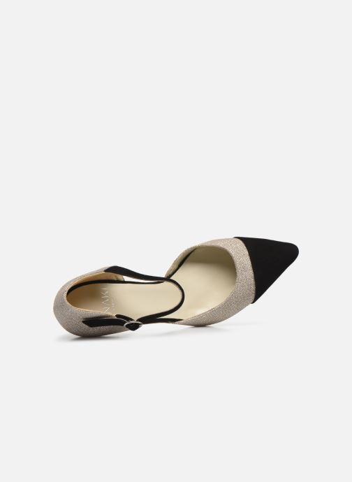 Zapatos de tacón Anaki BARRA Beige vista lateral izquierda