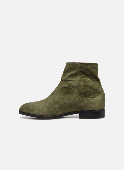 Bottines et boots Anaki CAMILLA Vert vue face