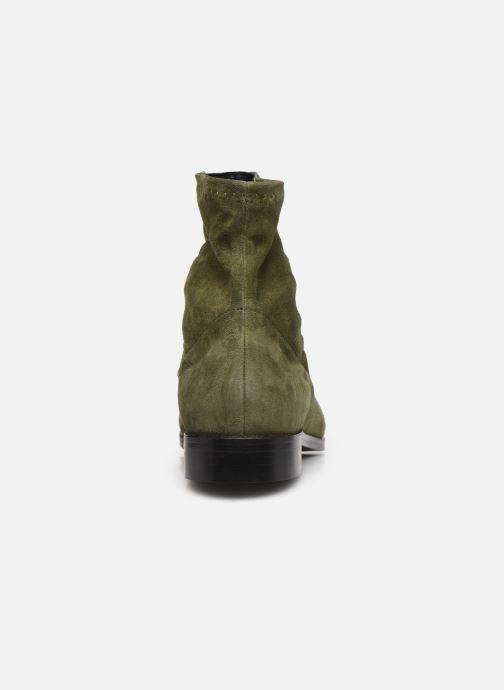 Bottines et boots Anaki CAMILLA Vert vue droite