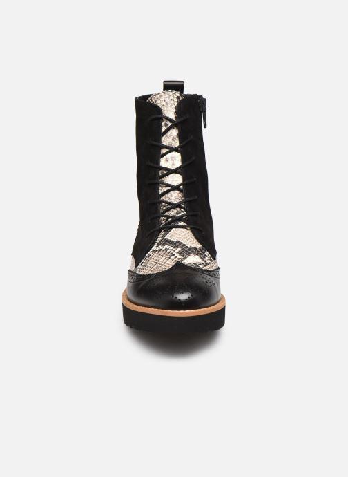 Bottines et boots Anaki JANE Noir vue portées chaussures