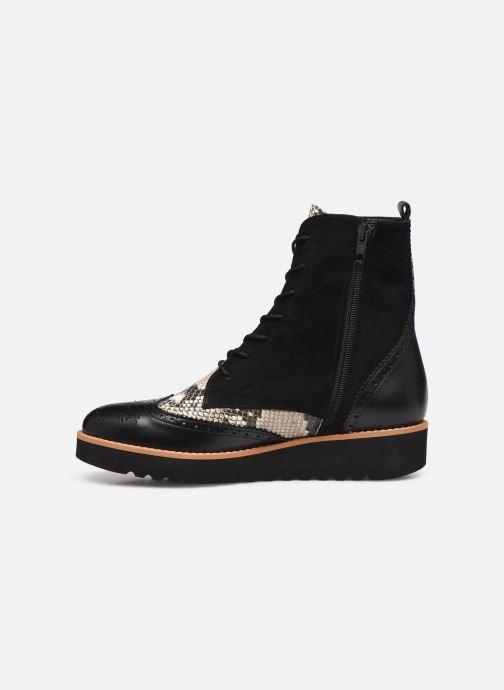 Bottines et boots Anaki JANE Noir vue face
