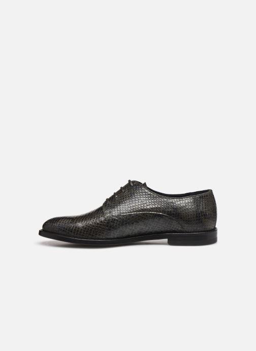 Zapatos con cordones Anaki OPHELIA Negro vista de frente